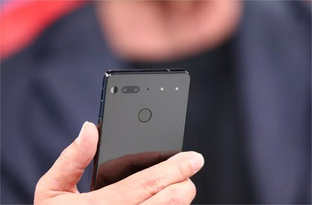 Essential Phone Trasera Recode Png