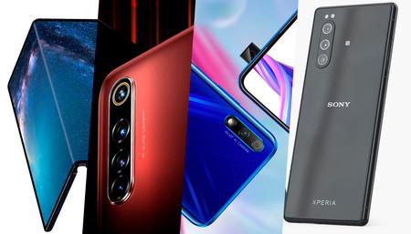 Huawei Mate Xs, Sony Xperia 5 Plus, Realme X50 Pro, Honor 9X Pro y todo lo que esperamos ver el 24 de febrero