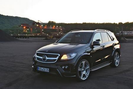 CML35, el Mercedes-Benz ML de Carlsson