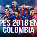 PES 2018 llega a Colombia: características, precio y disponibilidad