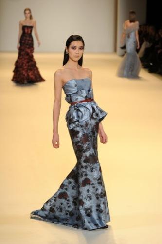 Carolina Herrera, Otoño-Invierno 2010/2011 en la Semana de la Moda de Nueva York IX