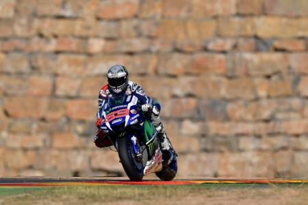 Jorge Lorenzo Yamaha Motogp Aragon 2016