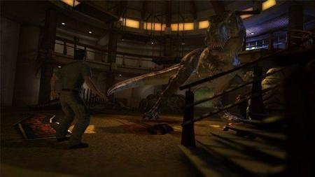 'Jurassic Park': 10 minutos de vídeo ingame que suponen un desesperanzador jarro de agua fría