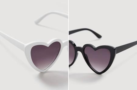 Gafas Sol Corazon Mango
