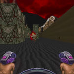 OverDOOM, el espectacular mod de Doom en el que puedes usar las armas y ataques de Overwatch