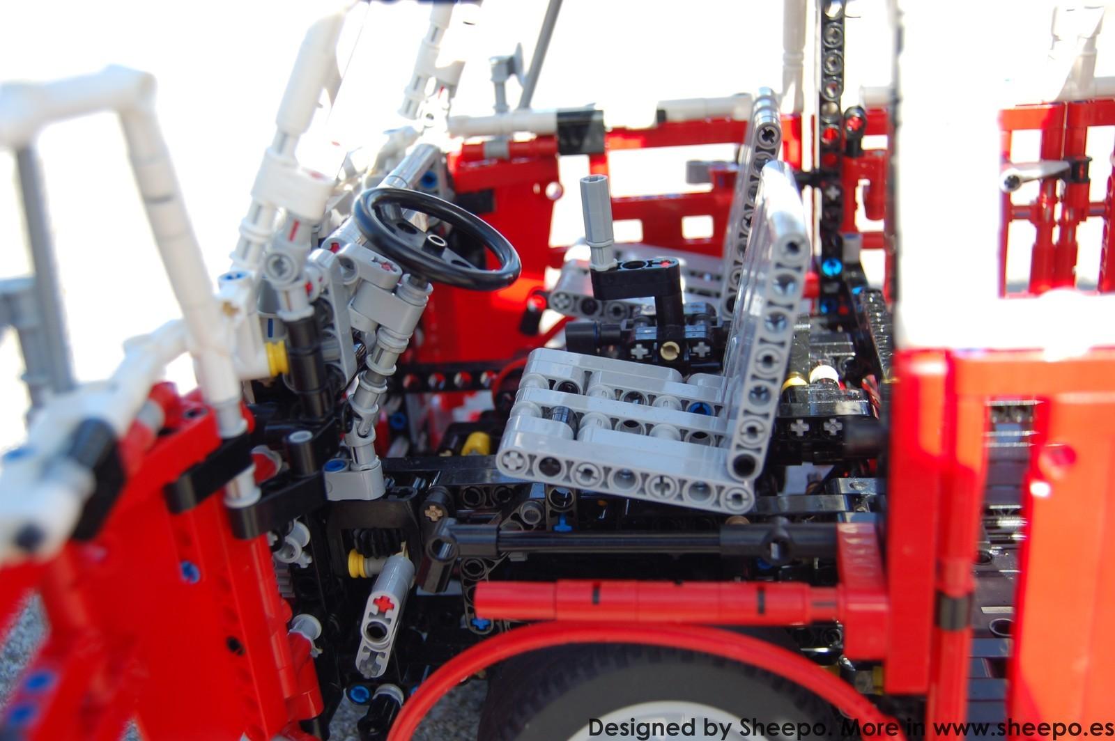 Foto de Diseños de Sheepo en Lego (31/37)