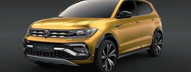 Así es el Volkswagen Taigun, un nuevo rival de Seltos que se estrenará en 2021