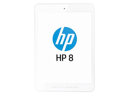 HP 8, la nueva tablet Android de HP