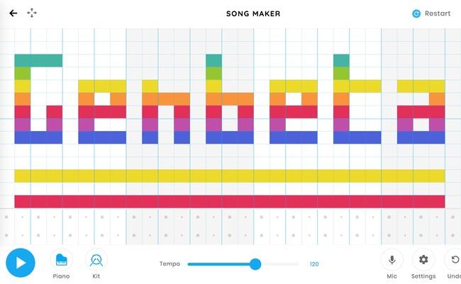 Cántale al navegador: Google Song Maker transforma tu voz en notas