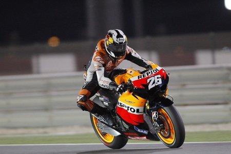 MotoGP 2011, desvelado el misterioso testigo de la moto de Pedrosa