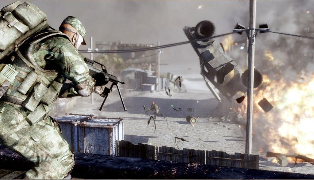 Foto de 'Battlefield: Bad Company 2' (1/9)