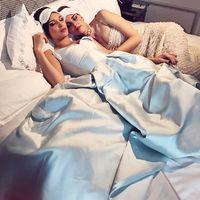"""""""Better call Bella"""", la nueva campaña de Dior makeup que reúne a Chiara Ferragni y Bella Hadid"""