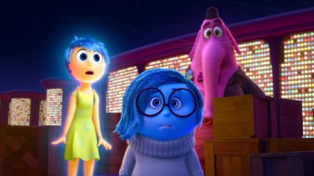 Un fotograma de Del Reves (Inside Out)