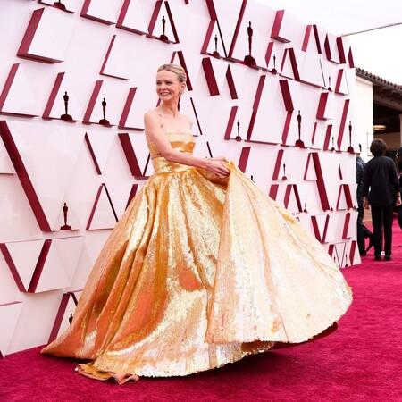 Premios Oscar 2021: los mejores vestidos que hemos visto sobre la alfombra roja