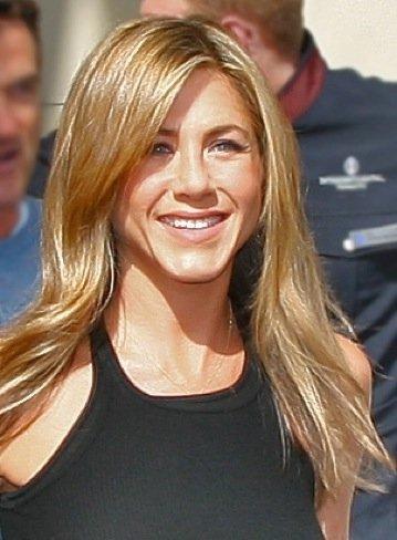 Jennifer Aniston la más sexy del mundo mundial