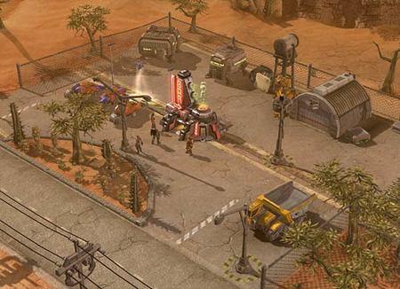 StarCraft II - Nivel del juego