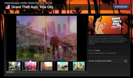 Grand Theft Auto: Vice City para OS X a un precio de risa en Steam, sólo 2,49 euros