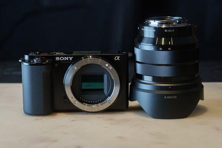 Fotografías de la Sony Sony ZV-E10