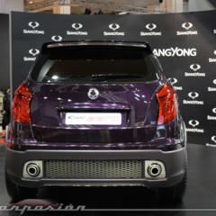 Foto 7 de 8 de la galería ssangyong-c200-concept-en-el-salon-de-barcelona en Motorpasión