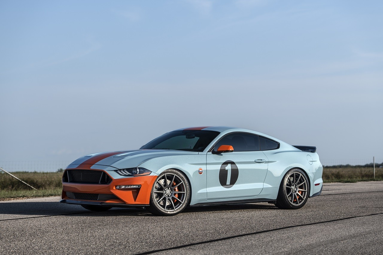 Foto de Ford Mustang Gulf Heritage Edition (17/38)
