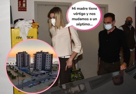 Así es el nuevo pisito al que se han mudado Ana Soria y Enrique Ponce: urbanización de lujo y en primera línea de playa
