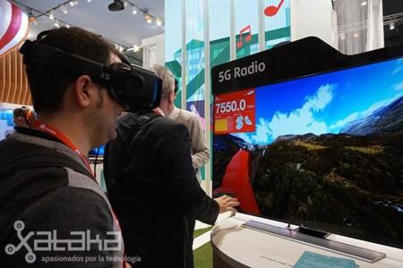 5G realidad virtual