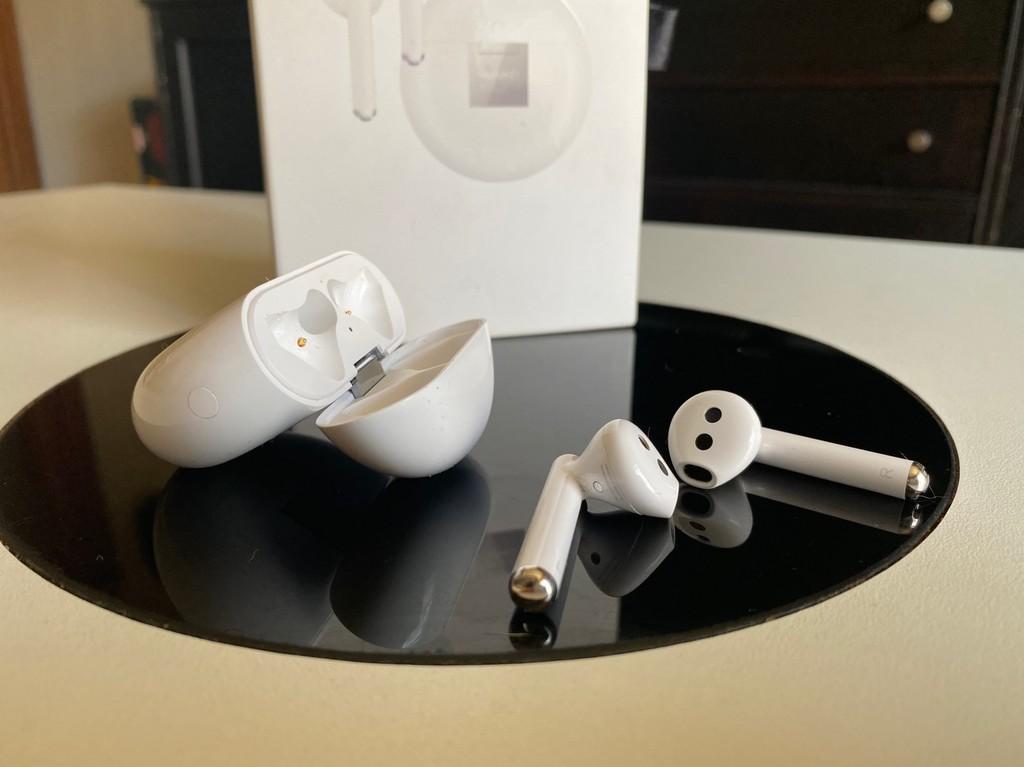 Huawei Freebuds 3: buen sonido, carga rápida y cancelación de ruido en unos auriculares muy ligeros y aptos para el entrenamiento