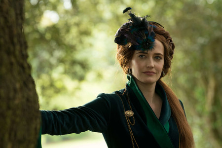 'Las luminarias': Eva Green da esplendor a un drama de época en HBO menos sofisticado de lo que parece