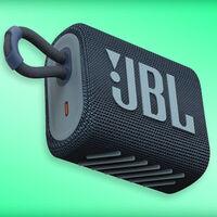 JBL Go 3, bocina inalámbrica resistente al agua y hasta cinco horas de batería de oferta en Amazon México: desde 628 pesos