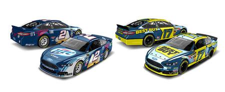 La NASCAR también tendrá cambio de look en 2013