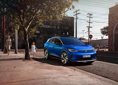 Volkswagen Id 4 1st Edition