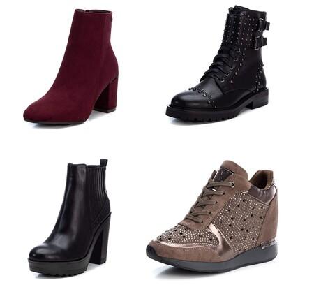 Botas y zapatos de la marca Xti rebajados hasta un 50% en Amazon estas navidades