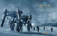 Ya está la demo de 'Lost Planet' en la PlayStation Store