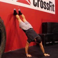 Guía Crossfit (XIX): Wall climb o escalada de pared