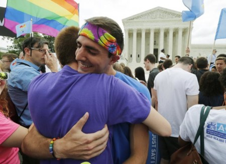 Scotus Love Wins Ruling Spurs Emotional Reactions Celebrities