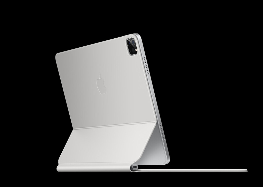 El Magic Keyboard de primera generación sí será compatible con el nuevo iPad Pro de 12,9 pulgadas, según un documento de soporte