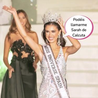 La historia de Sarah Loinaz, el bellezón con orígenes marroquíes que habla cuatro idiomas, elegida Miss Universo España 2021
