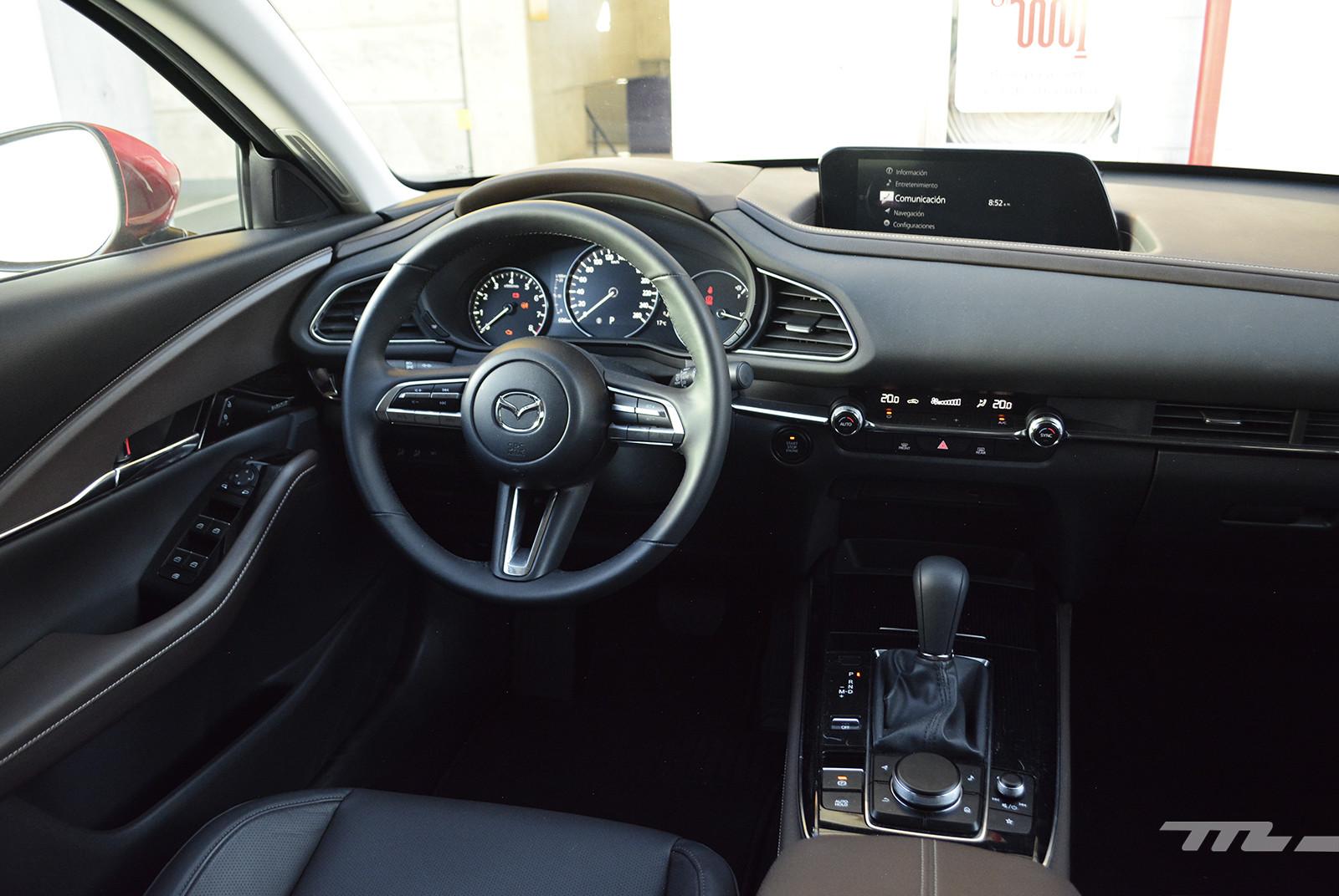 Foto de KIA Seltos vs. Mazda CX-30 (comparativa) (20/32)