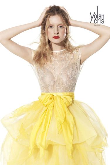 Vestidos de fiesta YolanCris Primavera-Verano 2014 ¡love, love!