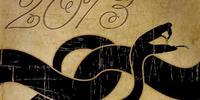 Año Nuevo Chino 2013, la Serpiente