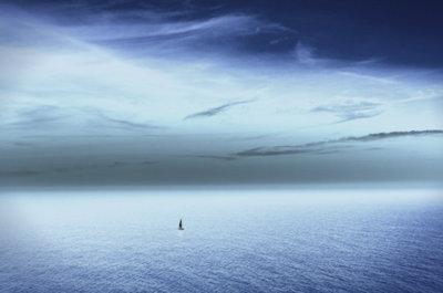 Galería de paisajes minimalistas