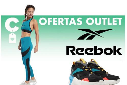 Sudaderas, camisetas y zapatillas, rebajadas un 50% en el outlet de Reebok, hoy tienen un 20% extra con este cupón: RBK20