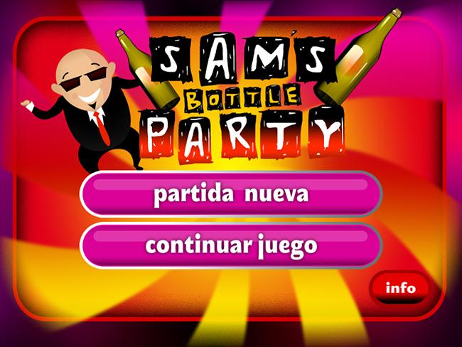 Sam's Bottle Party