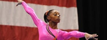 Simone Biles, o cómo una niña con una infancia dramática se convierte en un fenómeno olímpico