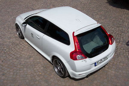 Volvo C30 D5 por MR Sweden Motorsport