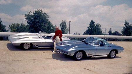 General Motors registra el nombre Stingray