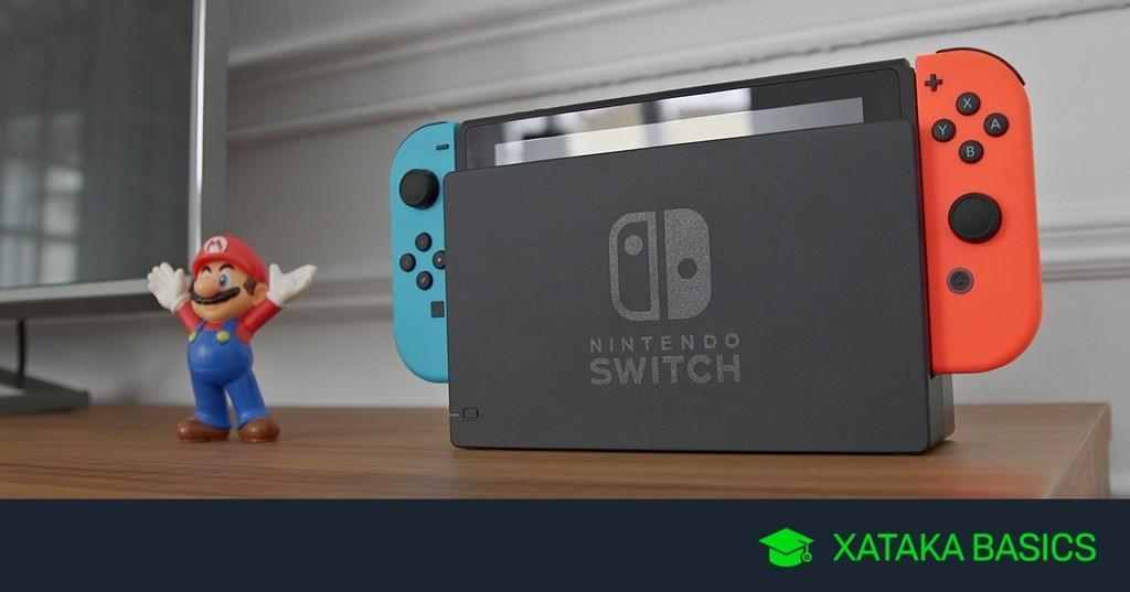 Todo lo que puedes hacer con Nintendo Switch y cómo configurarlo si los Reyes te han traído uno
