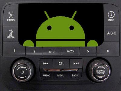 Android Nougat llega al coche de la mano de Fiat Chrysler