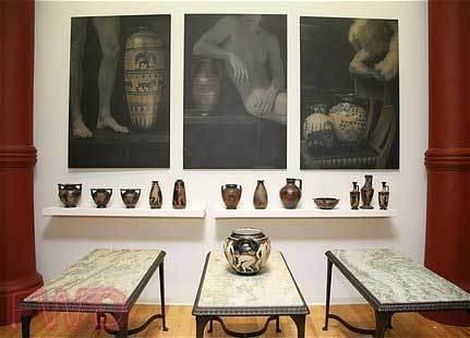 La colección personal de Lagerfeld en exhibición