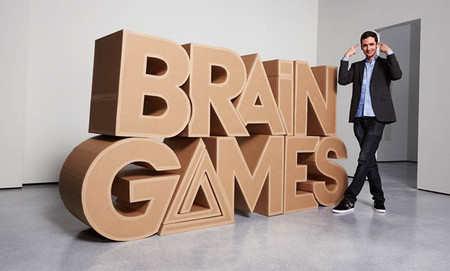 Vinnie Jones y 'Brain games', apuestas de National Geographic para el otoño